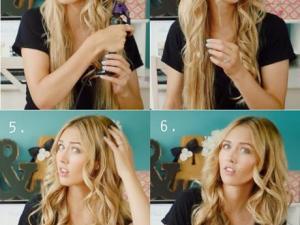 comment faire de belles boucles