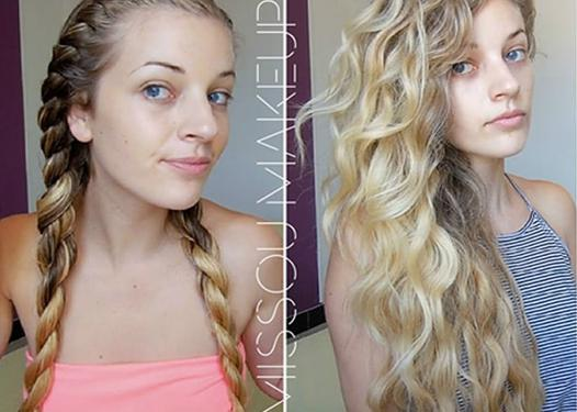 comment friser cheveux