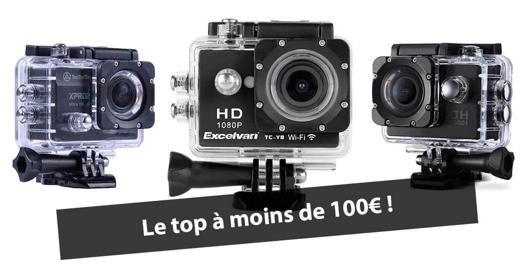 comparatif camera sport full hd
