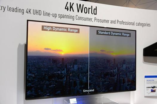 comparatif tv 4k