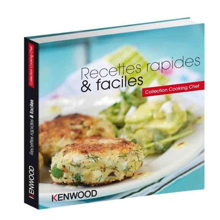 cooking chef kenwood recette