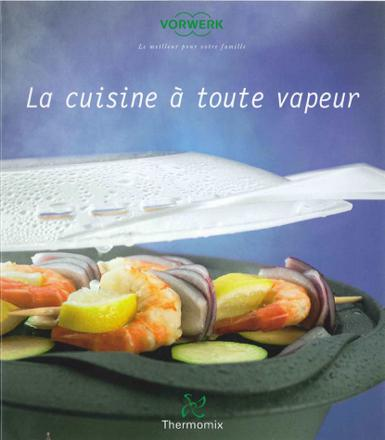 cuisine vapeur thermomix