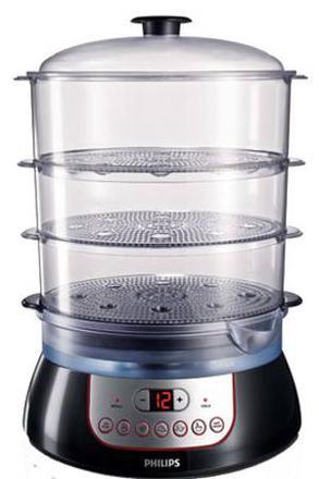cuisson riz cuit vapeur philips