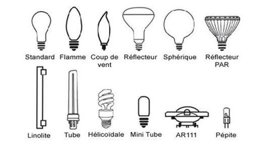 different type d ampoule
