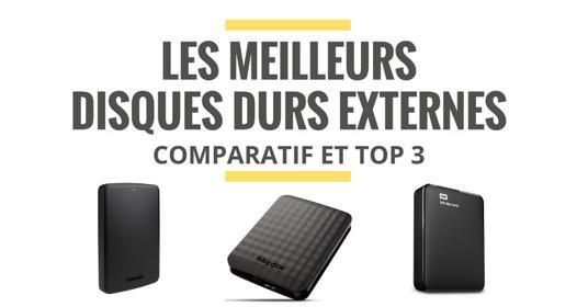 disque dur externe le plus fiable