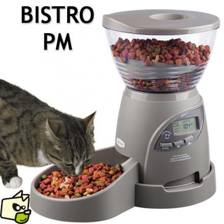 distributeur de nourriture pour chat automatique