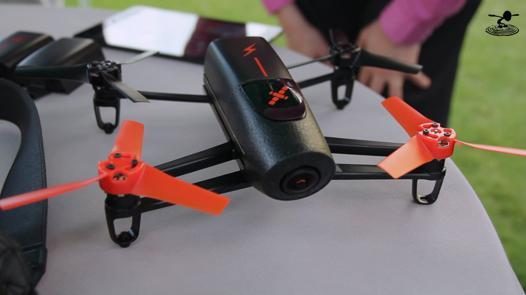drone bebop 3