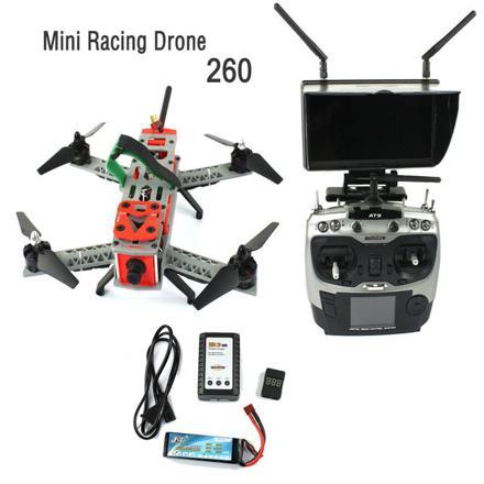 drone en kit complet
