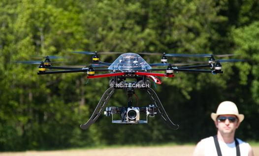 drone professionnelle photo