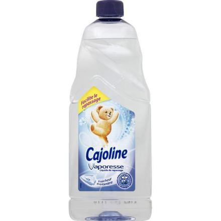 eau fer à repasser