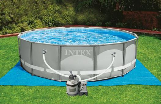entretien piscine intex tubulaire