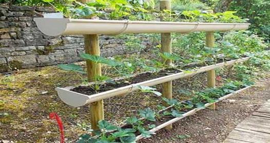 fabriquer un jardin suspendu