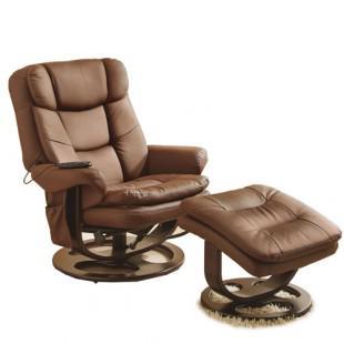 fauteuil relax massant chauffant
