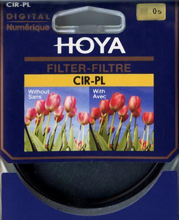 filtre polarisant 58mm hoya