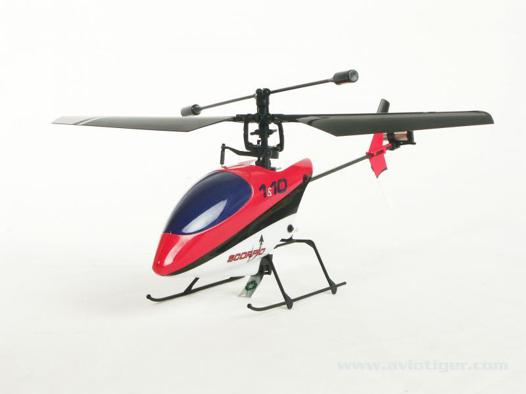 helicoptere rc debutant