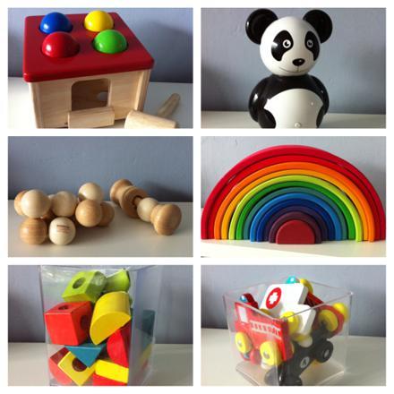 jouet montessori 6 mois