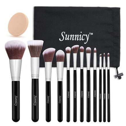 kit de pinceaux maquillage