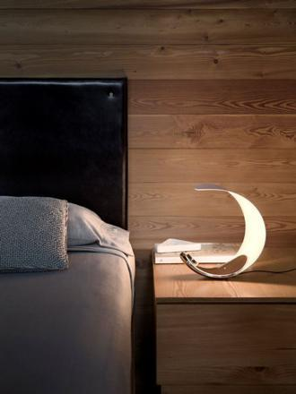 lampe de chevet ambiance zen