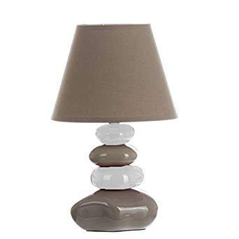 lampe de chevet galet