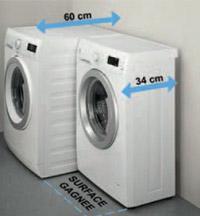 lave linge petite dimension pour studio