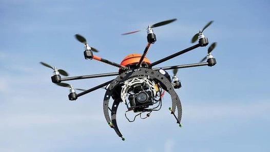 le drone