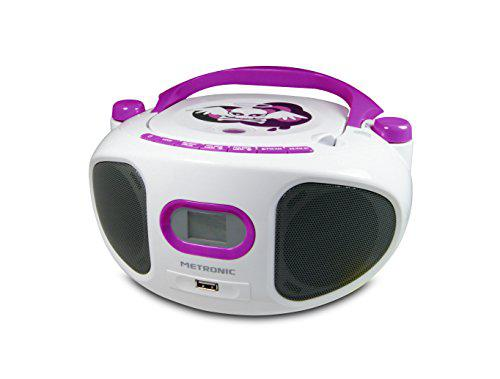 lecteur cd mp3 fille