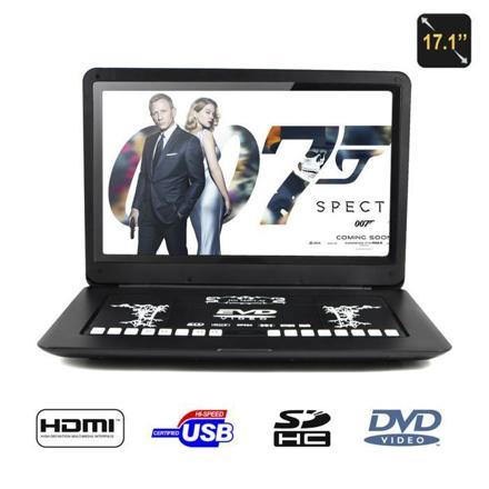 lecteur dvd portable grand ecran