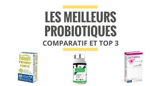 les meilleurs probiotiques