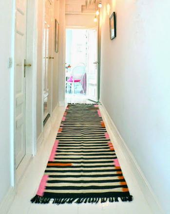 long couloir
