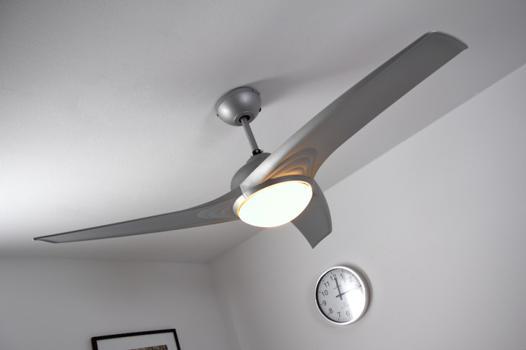 lustre ventilateur