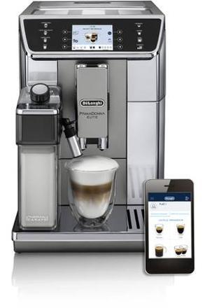 machine à café avec broyeur delonghi