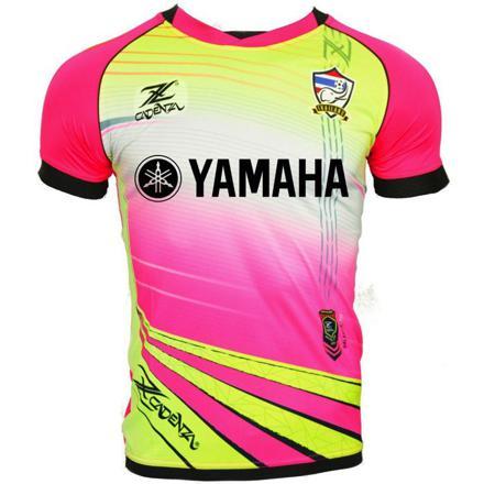 maillot yamaha thailande