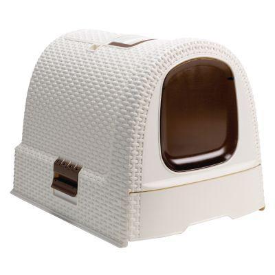 maison toilette chat
