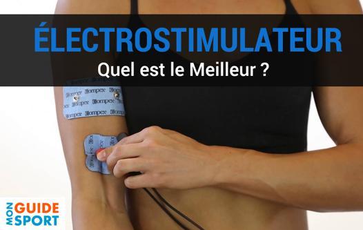 meilleur electrostimulateur