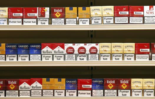 meilleur paquet de cigarette