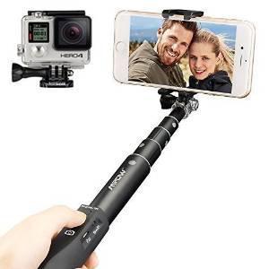 meilleur perche a selfie