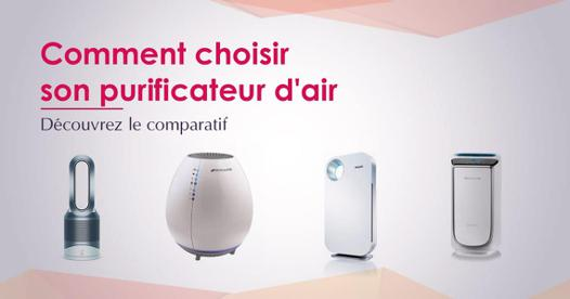 meilleur purificateur d air