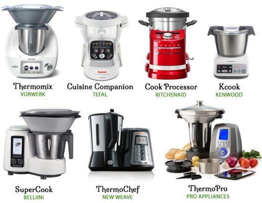 meilleur robot culinaire multifonction