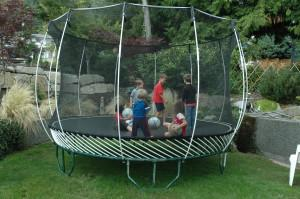 meilleur trampoline