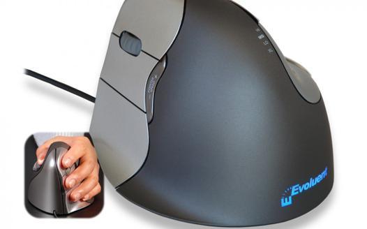 meilleure souris ergonomique