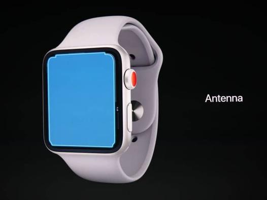 nouvelle apple watch 3