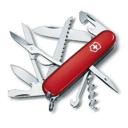 ou un couteau suisse