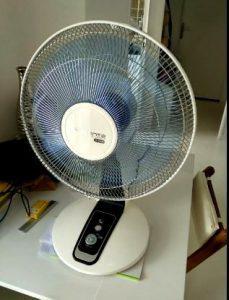 petit ventilateur silencieux