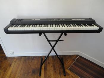 piano numérique 88 touches toucher lourd