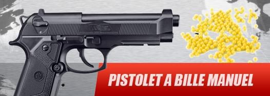 pistolet plastique pas cher