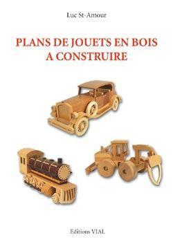 plan jouet en bois