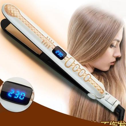 plaque céramique cheveux