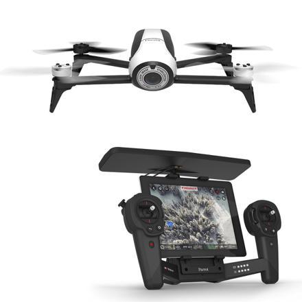 portée drone parrot