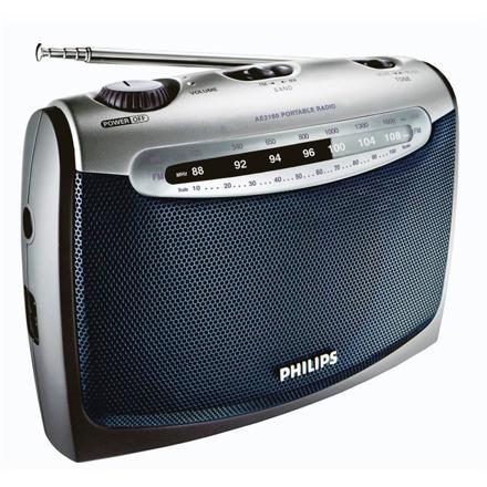 poste radio portable