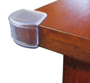 protege coin de table bebe